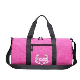 9dee505f7a7f canvas duffel sports bag UK - Wholesale Duffel Bags Women Men Handbags Large  Capacity Travel Duffle