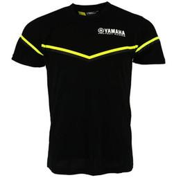eismannt-shirt Rabatt Polyester T-Shirts Motorradrennen M1 Moto Motocross Reiten Männer Trikots für Yamaha T-Shirt Kleidung Fahren atmungsaktiv eiskalt