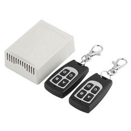 2019 relè ricevitore trasmettitore 315 MHz 4 Telecomando Swit Relay Wireless Receiver DC 12V 10A relè ricevitore trasmettitore economici