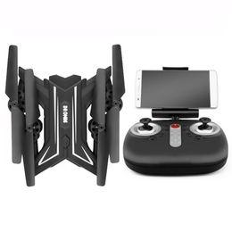 batteries pour drone Promotion Drone Ky601s Drone Hélicoptère Rc Avec Caméra Hd 1080p Wifi Fpv Selfie Drone Quadricoptère Pliable Professionnel 20 Minutes Batterie T190621