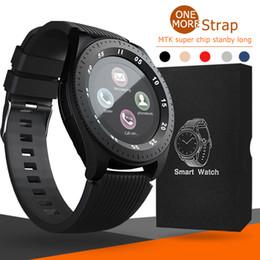 Z4 Bluetooth Akıllı İzle Bileklik Android 1.54 inç LCD Akıllı Saatler Kamera Ile TF SIM Kart Yuvası Hediye Saatler Perakende Paketi Ile Kayışı nereden