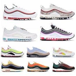 Chaussures para mujer para hombre zapatos para correr Alpargatas Jesús triples negros blancos deportivos Seúl Sean Wotherspoon Sunburst las zapatillas de deporte 36-45 desde fabricantes