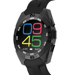 Smart Watch G5 Unterstützung Sprachsteuerung Herzfrequenz-Datenübertragung Smartwatch DZ09 GT08 von Fabrikanten