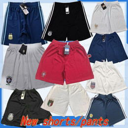shorts portugal Promotion Brésil 20/21 Argentine de football Shorts Pays-Bas Shorts Angleterre de football pantalons Portugal Ecosse 20/21 France court pantalon de l'Italie
