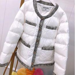 chaquetas de algodón para mujer Rebajas Womens chaqueta de moda asiática ocasional S-LWSJ000 clásico de alta calidad de terciopelo y el algodón