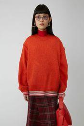 Lábios de lã on-line-Designer de marca breve moda feminina manga comprida cavalo blusas de pelúcia pullover elegante lã de bolso cavalo pêlos Outerwear camisola top quality