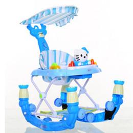 Juguetes de retazos online-andador para bebés andadores plegables andador para niños en silla de ruedas andadores para niños scooters para niños mecedora caballo de juguete