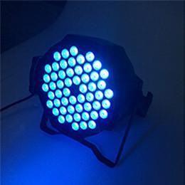 54 führte par lichter online-projekt disco 54 * 3 rgbw led par kann pro bühnenlicht par für event party mit afctory preis