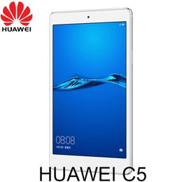 2019 compresse ram 2gb 16gb Tablet PC Huawei C5 AL19 MSM8940 Octa-Core 8 pollici 1920 * 1200 IPS 2GB Ram 16GB Rom Android 7.0 GPS sconti compresse ram 2gb 16gb