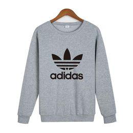 Ropa deportiva de nylon para hombre online-2019 marca ADI Men Sportswear marca de moda de impresión para hombre sudaderas con capucha jersey Hip Hop para hombre chándal sudaderas con capucha sudaderas