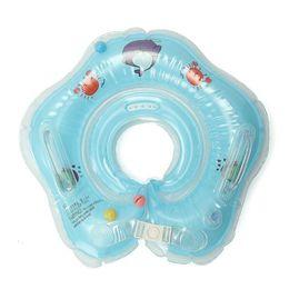 Baby Schwimmen Hals Bad Float Aufblasbare Pool 9-24 Rohr Monate Kleinkinder Ring für Trainer Kid von Fabrikanten