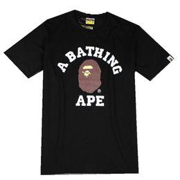 Marée Marque Adolescent Casual T-Shirt De Mode Imprimé Couple À Manches Courtes Tops D'été Coton Respirant Hommes Femmes T-shirts Vêtements ? partir de fabricateur