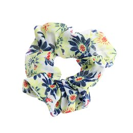 Sweet Women Girls Print Elastic Hair Ropes Hair Tie Scrunchie Ponytail Holder Bands Ropes Fashion Lady Accessories supplier sweet holders от Поставщики сладости