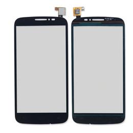 b460ee2c0b6 Nouvelle lentille en verre de numériseur d'écran tactile noir Alcatel One  Touch POP C7 OT-7041 7041D 7040