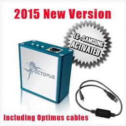 Desbloqueio de flash box on-line-Ativado por completo Octopus Box para LG e para Samsung com 19cables (com cabo optimus) Desbloquear Flash Repair DHL Frete grátis