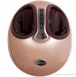 3d infravermelho on-line-Pressão Elétrica Massager do pé massagem nos pés da máquina para 3D pessoais Air Shiatsu Infrared Pés Massager Com Amassar Aquecimento