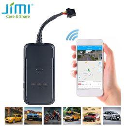 2019 aplicación gps Concox JV200 Mini Car GPS Tracker GPS + AGPS + LBS Posicionador GPS de localización con 270 mAh Seguimiento de batería por SMS APP Web Tracker rebajas aplicación gps