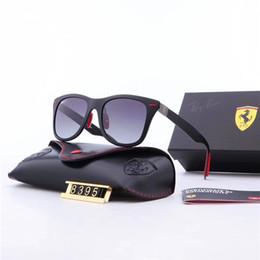 sommer sonnenbrille Rabatt 2019Luxus Herren Sonnenbrille Marke G4286 modische polarisierte Sonnenbrille für Herren Sommer Driving Glas UV400 5 mit Box Sonnenbrille