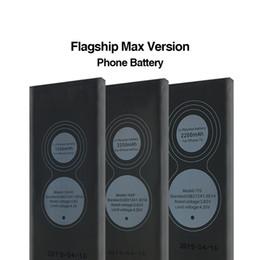 2019 batteria per utensili Batteria al litio per Apple iPhone 6S 6 7 5S 5 Batterie sostitutive Telefono interno Bateria 2060mAh 2265mAh + Strumenti gratuiti batteria per utensili economici