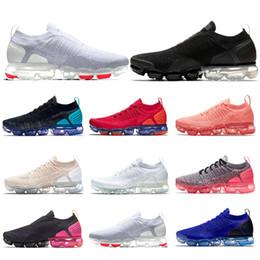 b02d001ccc66c zapatos blancos negros en línea Rebajas Nike air max vapormax Zapatillas  deportivas para hombre MOC 2.0