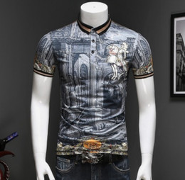 dd2aad1eac85 modal cotton t shirt Promo Codes - Influx men s domineering tiger head  printing trend half sleeve