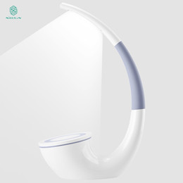 Cargador fantasma online-Cargador rápido inalámbrico con lámpara Phantom Qi NILLKIN MC004
