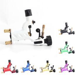 Rotary Máquina De Tatuagem Shader Liner 7 Cores Assorted Tatoo Kits Pistola Fornecimento De Tatuagem RRA1200 supplier rotary machine motors de Fornecedores de motores de máquinas rotativas