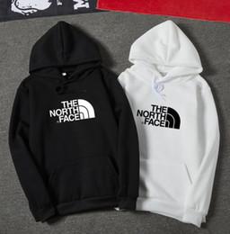 Оптовая новые мужчины женщины толстовка балахон дизайнер Северное лицо мужской свитер мода пуловер Толстовки мужская спортивная одежда пальто от