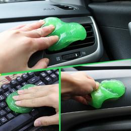 2019 limpiadores de esponja Limpiadores de teclados con esponja universal para coches Clearner goma Polvo mágico para pegar Arcilla adhesiva Salida de goma suave Limpiadores para computadoras limpiadores de esponja baratos