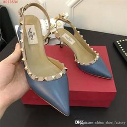 Инкрустация обуви онлайн-Модные босоножки Inlay Rivet, босоножки на высоком каблуке с носком на шнуровке, высота каблука 6,5 см.