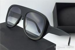 Bicchieri vittoriani online-Nuovi occhiali da sole vittoriani beckham designer di moda VB 141 piastra piloti montatura per occhiali di alta qualità protezione occhiali protezione lenti con scatola