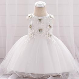 ab7a5a76b Distribuidores de descuento Vestido Para La Niña De Cumpleaños De ...