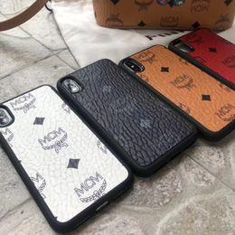 Vol en cuir en Ligne-Flying Bird Pattern En Cuir Couverture Arrière Anti-choc Eagle Imprimer Holster Téléphone Shell pour iPhone XS Max XR 6s 7 8 Plus Samsung S10