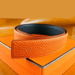 Cinturón Cinturones de diseño Cinturones de lujo para hombres Cinturón de hebilla de primera calidad Para hombre Cinturones de cuero Hombres de marca Cinturón 6 Colores Marca desde fabricantes