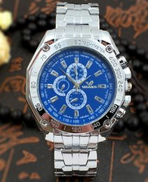 Canada Montre pour homme mode européenne et américaine nouvelle montre de quartz de calibrage de quartz d'étalonnage de haute qualité décorative à trois yeux six yeux six555 # Offre