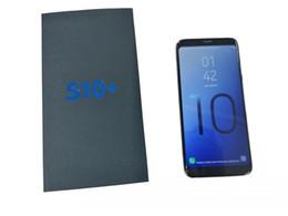 2019 android smartphones dual sim freigeschaltet Goophone S10 S10 + Entsperrte Smartphones Dual SIM Android 8.1 Octa 1G RAM 8G Gezeigt Fake128 GB 4G LTE 6,3 Zoll GPS-Handys rabatt android smartphones dual sim freigeschaltet