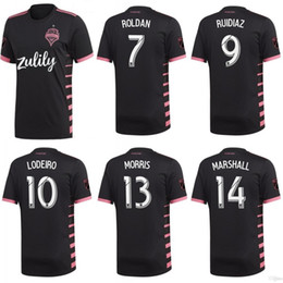 5e5dfd13ce5 19 20 MLS Seattle Sounders Soccer Jersey 2 DEMPSEY 13 MORRIS Football  Uniform Top Quality TORRES ALONSO BRUIN LODEIRO Football Shirt