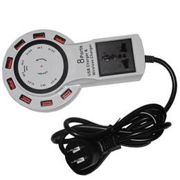 Bloc de chargement sans fil 12A Qi - Station de chargement USB à 8 ports pour tablette PC Téléphone xiaomi huawei et autres ? partir de fabricateur
