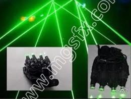 Laser Handschuhe leuchtender Handschuh für Bühnenshow DJ Show Performance Tanz Party-Event Nachtclub Unterhaltung grün, rot, blau von Fabrikanten