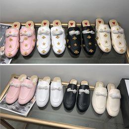 chaussures haut de gamme femme Promotion Cuir Véritable Loisir Demi-personnage Soutien Cool Slipper Femme Ma Xiankou Muller Chaussure Dawdler Seule Chaussure Designer de marque haut de gamme