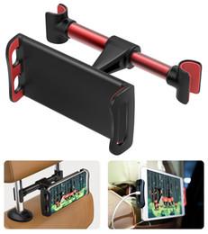 планшетные устройства samsung Скидка Подголовник телефон / планшет автомобильный держатель 360 градусов регулируемая автокресло держатель для iPad Samsung iPhone и более 4-11