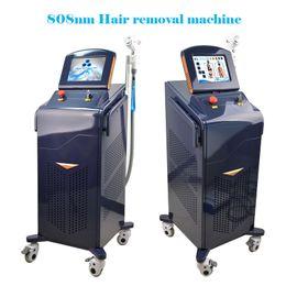 melhor preço para cabelo Desconto Preço de fábrica !!! Máquina de lazer de alta potência 808nm diodo Laser máquina de remoção de cabelo equipamentos de salão de beleza com melhor serviço