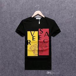 Polo al por menor online-2018 Cuello redondo para hombre Camiseta de manga corta Color sólido Camiseta de gran tamaño Camiseta de venta al por menor Camiseta Polos Envío gratuito M-3XL
