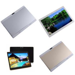 2019 tableta china teléfono sim 10.1 '' Tablet PC Android 7.0 Octa Core 64GB 10 pulgadas HD WIFI Dual 2 SIM 4G Phablet