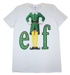 Canada Film Elf - Costume Elf - T-shirt Officiel Pour Hommes Offre
