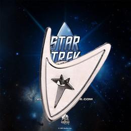 2019 star trek pins Star Trek Brosche Legierung Starfleet Division Abzeichen Star Trek Anstecknadeln PINs für Fans Modeschmuck günstig star trek pins