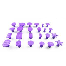 2019 cola plástica Kit de ferramentas Ferramenta de Reparo Do Carro Auto Corpo Dent Paintless Reparação Paint Dent Extrator De Plástico Cola Tabs desconto cola plástica