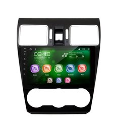 "2019 cargador de coche mercedes Allways 9 ""IPS Screen Android 9.0 Octa-core Ram 2GB Rom 32GB Car Multimedia para Forester 2015- con 2.5D Touch Screen car dvd"