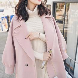 Charms Outwear Mujer 2018 Cálido Invierno Outwears Parka de cintura ancha con fajas de alta calidad Outwear largo elegante Abrigo marrón desde fabricantes