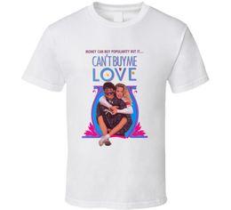 Compra retro on-line-Não Pode Comprar Me Amor Filme Retro T Shirt Tees Camisa feita sob encomenda do Jérsei t